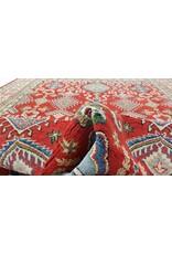 ZARGAR RUGS  Handgeknoopt kazak tapijt 359x266 cm  oosters kleed vloerkleed