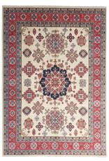 ZARGAR RUGS Handgeknüpft wolle kazak teppich  374x280 cm   Orientalisch teppichboden
