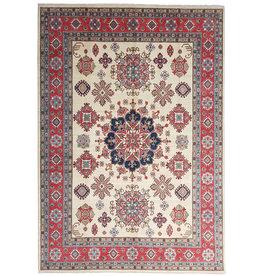 ZARGAR RUGS shal Hand knotted  12'x 9' wool kazak area rug  374x280 cm  Oriental carpet