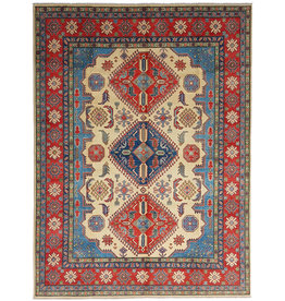 ZARGAR RUGS Handgeknüpft wolle kazak teppich  360x278 cm   Orientalisch teppichboden