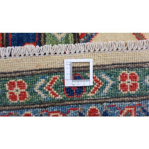 Handgeknoopt kazak tapijt 360x278 cm  oosters kleed vloerkleed