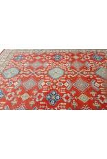 ZARGAR RUGS Handgeknüpft wolle kazak teppich  362x274 cm   Orientalisch teppichboden
