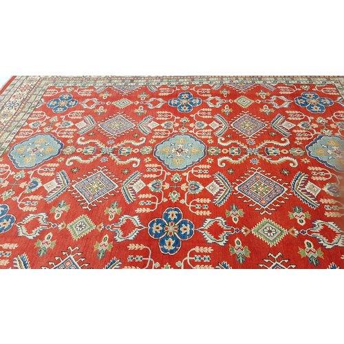 Handgeknüpft wolle kazak teppich  362x274 cm   Orientalisch teppichboden
