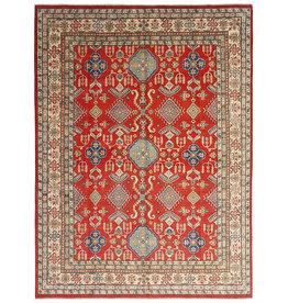 ZARGAR RUGS shal Hand knotted  11'8x 8'9 wool kazak area rug  362x274 cm  Oriental carpet