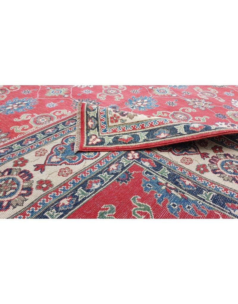 ZARGAR RUGS  Handgeknoopt kazak tapijt 362x282 cm  oosters kleed vloerkleed
