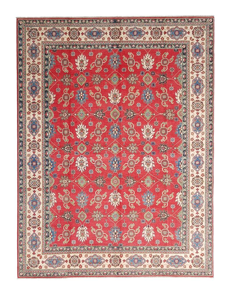 ZARGAR RUGS Handgeknüpft wolle kazak teppich  362x282 cm   Orientalisch teppichboden