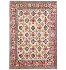 ZARGAR RUGS shal Hand knotted  11'8x 8'6 wool kazak area rug  361x263 cm  Oriental carpet