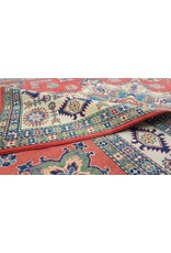 ZARGAR RUGS Handgeknüpft wolle kazak teppich  349x279 cm   Orientalisch teppichboden