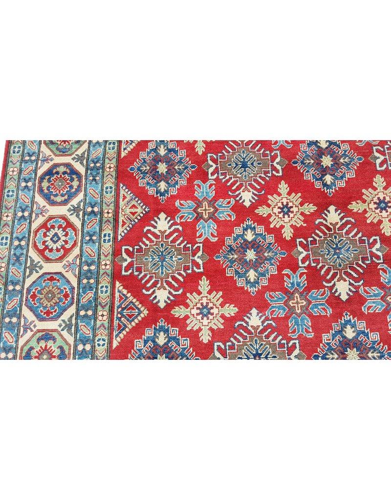ZARGAR RUGS Handgeknüpft wolle kazak teppich  363x268 cm   Orientalisch teppichboden