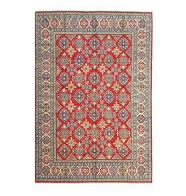ZARGAR RUGS shal Hand knotted  11'9x 8'7 wool kazak area rug  363x268 cm  Oriental carpet