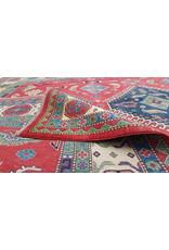 ZARGAR RUGS Handgeknüpft wolle kazak teppich  354x277 cm   Orientalisch teppichboden