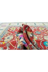 ZARGAR RUGS  Handgeknoopt kazak tapijt 365x283 cm  oosters kleed vloerkleed