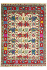 ZARGAR RUGS Handgeknüpft wolle kazak teppich  362x279 cm   Orientalisch teppichboden