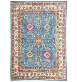 ZARGAR RUGS Handgeknüpft wolle kazak teppich  365x282 cm   Orientalisch teppichboden