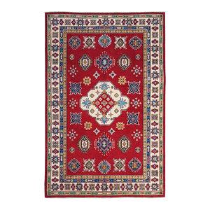 Handgeknüpft wolle kazak teppich  267x174 cm Orientalisch  teppich