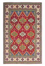 ZARGAR RUGS Handgeknüpft wolle kazak teppich  298x197 cm    Orientalisch  teppich