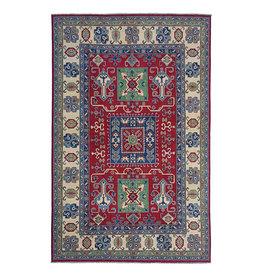 ZARGAR RUGS Handgeknoopt kazak tapijt 297x198 cm  oosters kleed vloerkleed