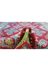 ZARGAR RUGS Handgeknüpft wolle kazak teppich  274x190 cm Orientalisch  teppich