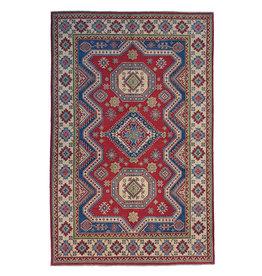 ZARGAR RUGS Handgeknüpft wolle kazak teppich  273x183 cm Orientalisch  teppich