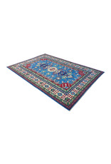 ZARGAR RUGS Handgeknüpft wolle kazak teppich 295x202 cm   Orientalisch  teppich