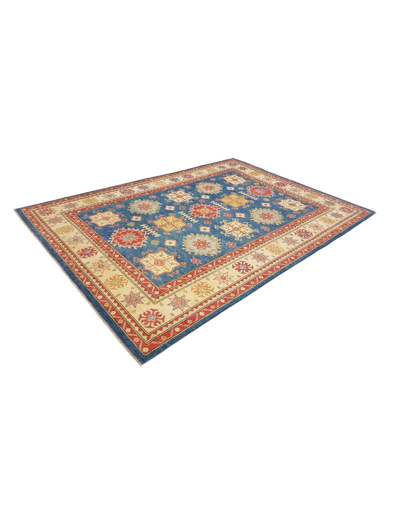 ZARGAR RUGS  Handgeknoopt kazak tapijt 388x277 cm  oosters kleed vloerkleed