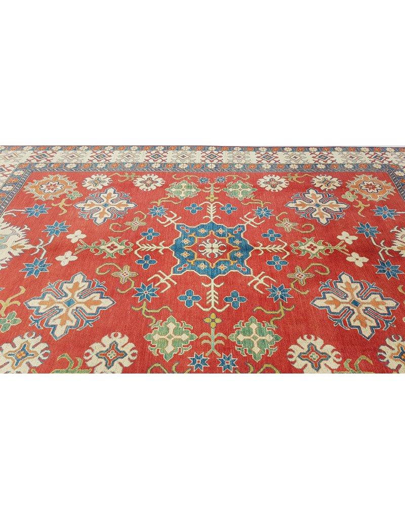ZARGAR RUGS  Handgeknoopt kazak tapijt 378x263 cm  oosters kleed vloerkleed