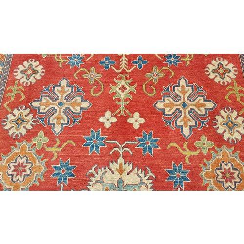 Handgeknüpft wolle kazak teppich 380x262 cm   Orientalisch  teppich