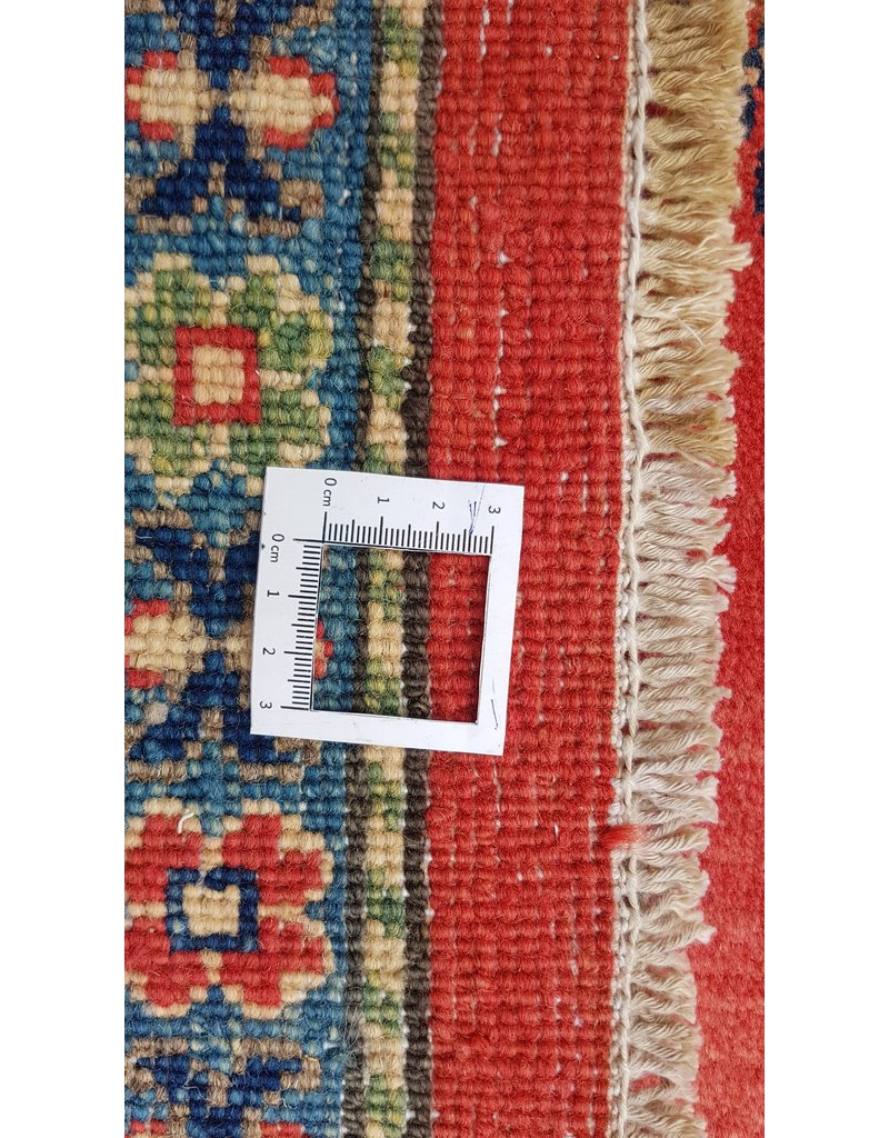 ZARGAR RUGS Handgeknüpft wolle kazak teppich 366x273 cm  Orientalisch  teppich