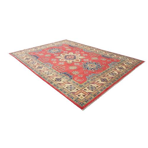 Handgeknoopt kazak tapijt 366x273 cm  oosters kleed vloerkleed