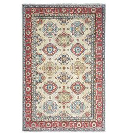ZARGAR RUGS Handgeknüpft wolle kazak teppich  294x201  cm   Orientalisch teppichboden
