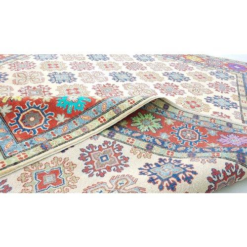 Handgeknüpft wolle kazak teppich  305x248 cm   Orientalisch teppichboden