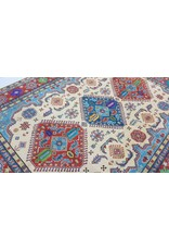 ZARGAR RUGS Handgeknüpft wolle kazak teppich 307x244 cm Orientalisch  teppich