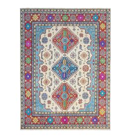 ZARGAR RUGS Handgeknoopt kazak tapijt 307x244 cm  oosters kleed vloerkleed