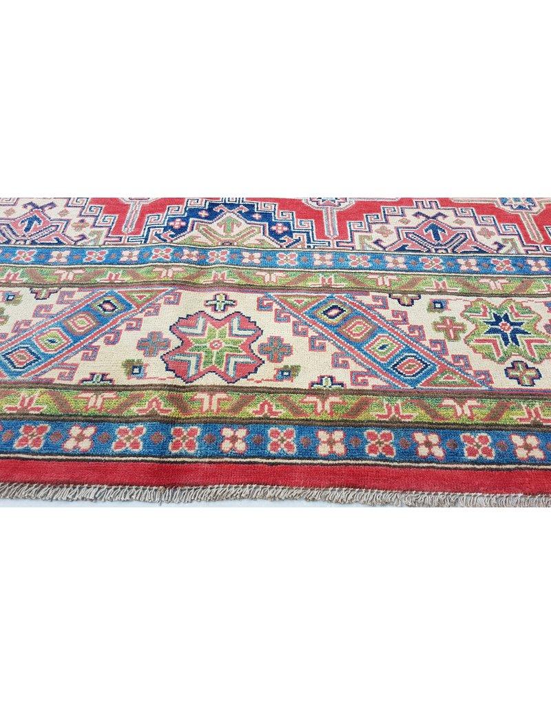 ZARGAR RUGS Handgeknüpft wolle kazak teppich 315x247 cm Orientalisch  teppich