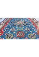 ZARGAR RUGS Handgeknüpft wolle kazak teppich 311x198 cm   Orientalisch  teppich