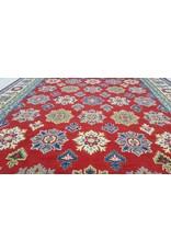 ZARGAR RUGS Handgeknüpft wolle kazak teppich 293x192 cm   Orientalisch  teppich