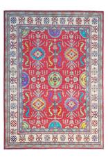 ZARGAR RUGS Handgeknüpft wolle kazak teppich 319x250 cm Orientalisch  teppich