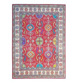 ZARGAR RUGS Handgeknoopt kazak tapijt 319x250 cm  oosters kleed vloerkleed