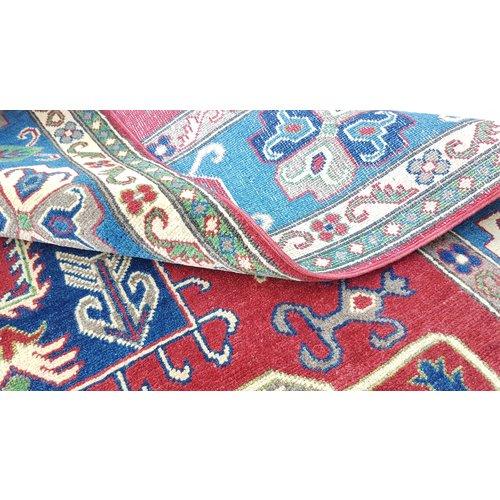 Handgeknüpft wolle kazak teppich  278x178 cm Orientalisch  teppich