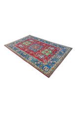ZARGAR RUGS Handgeknüpft wolle kazak teppich  278x178 cm Orientalisch  teppich