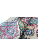 ZARGAR RUGS Handgeknüpft wolle kazak teppich 268x190 cm   Orientalisch  teppich