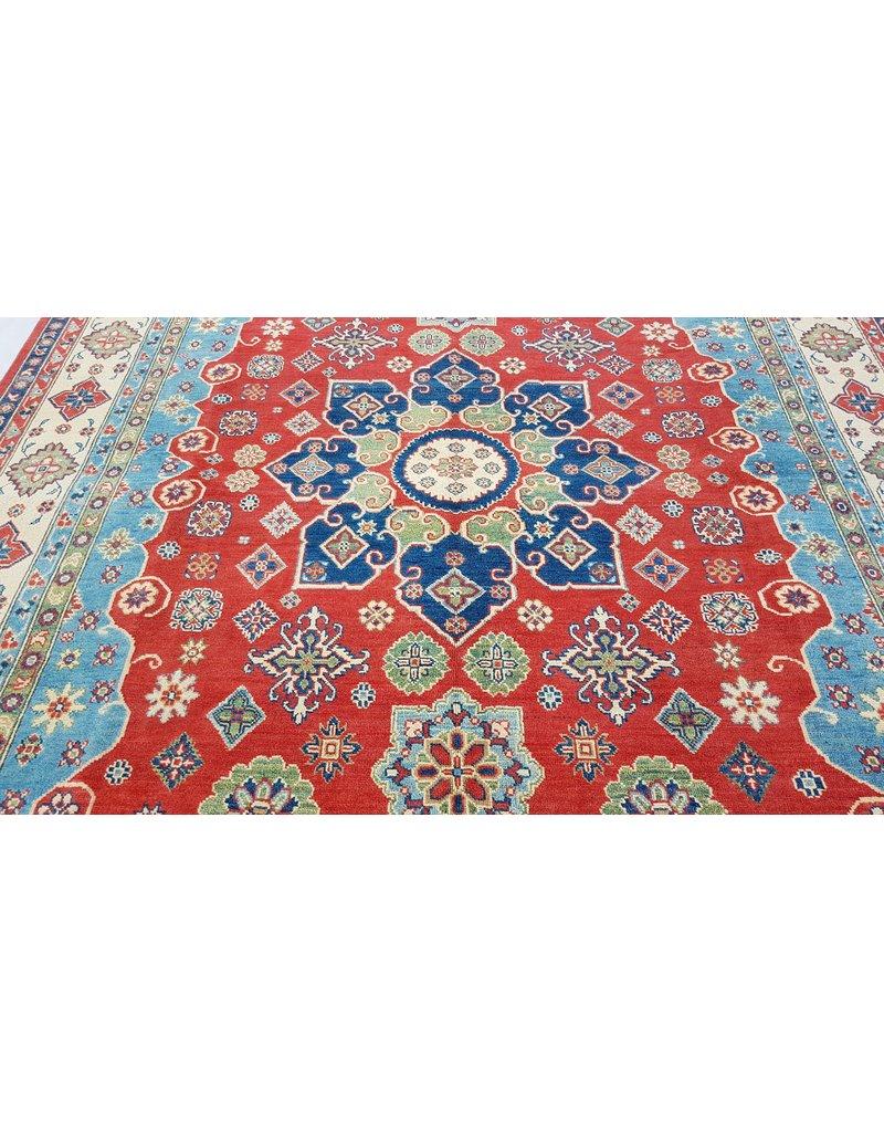 ZARGAR RUGS Handgeknüpft wolle kazak teppich 303x240 cm   Orientalisch teppichboden