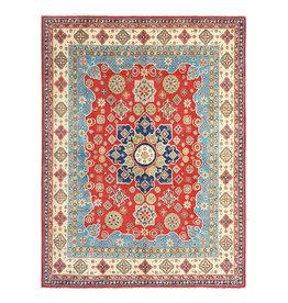 ZARGAR RUGS Handgeknoopt kazak tapijt 303x240 cm  oosters kleed vloerkleed