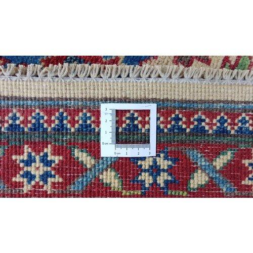 Handgeknüpft wolle kazak teppich  275x186 cm Orientalisch  teppich