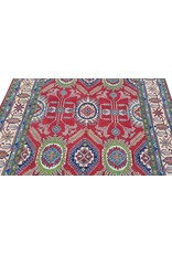 ZARGAR RUGS Handgeknüpft wolle kazak teppich 299x203 cm   Orientalisch  teppich