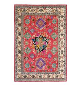 ZARGAR RUGS Handgeknoopt kazak tapijt 356x269 cm  oosters kleed vloerkleed