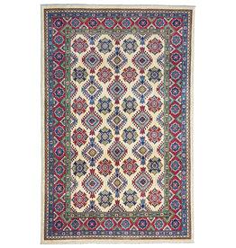 ZARGAR RUGS Hand knotted  9'6x6'  wool kazak area rug  293x196 cm   Oriental carpet