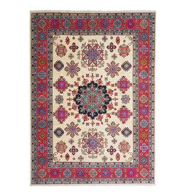 ZARGAR RUGS Handgeknoopt kazak tapijt 361x278 cm  oosters kleed vloerkleed