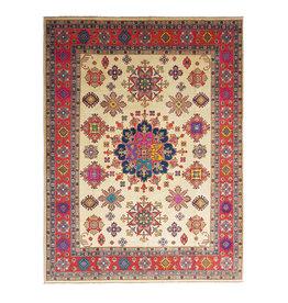 ZARGAR RUGS Handgeknoopt kazak tapijt 358x280 cm  oosters kleed vloerkleed