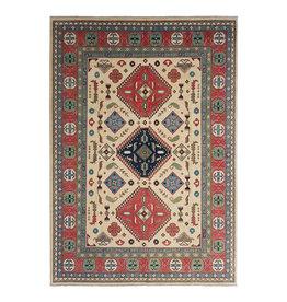ZARGAR RUGS Handgeknoopt kazak tapijt 362x273 cm  oosters kleed vloerkleed